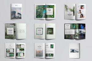 RAINFOREST Brochure / Portfolio