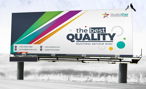 Rollup Banner Digital Sign Billboard