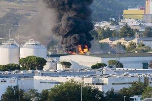 manufactures burning