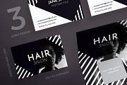 Business Cards | Hair Salon