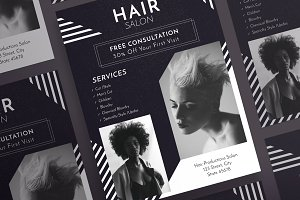 Posters | Hair Salon