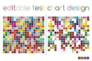Test Chart Design