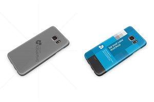 Galaxy S7 Edge 3d IMD Phone Case