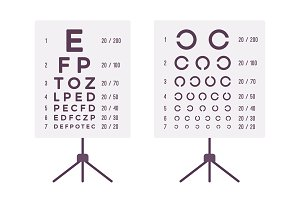 Sight check table