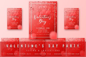 Valentine's Day Party Package