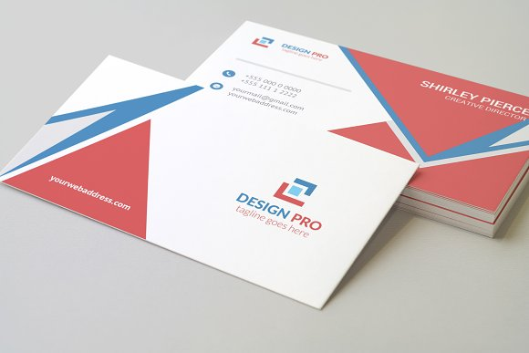 Business Card-Graphicriver中文最全的素材分享平台