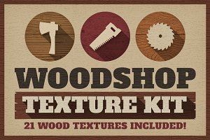 Woodshop - Wood Design Kit for PS