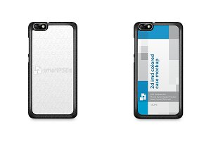 Huawei Honor 4X 2d IMD Colored Case