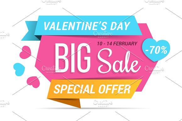 Valentine's Day Sale