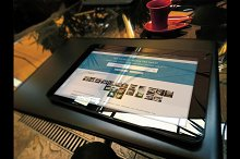 PhotoRealistic Devices Mock Ups