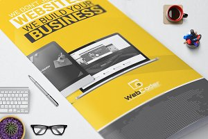 Web Design & Development Brochure
