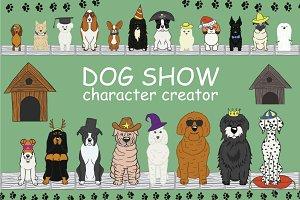 Dog Show | character creator