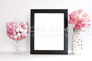 Styled Stock Photo - Frame Art Print