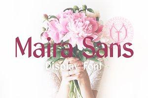 Maira Sans