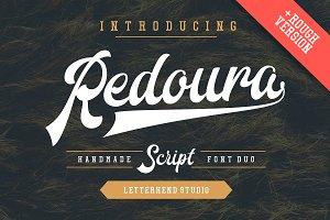 Redoura Font Duo