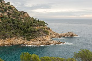 The Costa Brava