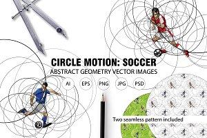 Circle motion: Soccer