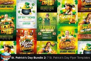 Saint Patrick's Day Bundle 2