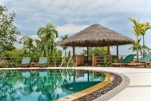 tropic pool