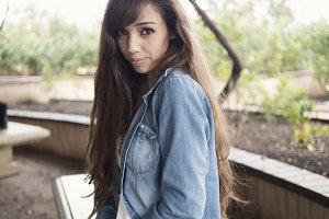 Fashionable Brunette Collection