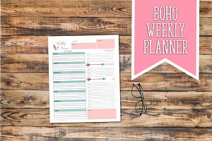 Weekly To Do List - Planner