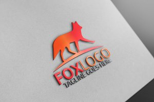 Fox Logo Version 2
