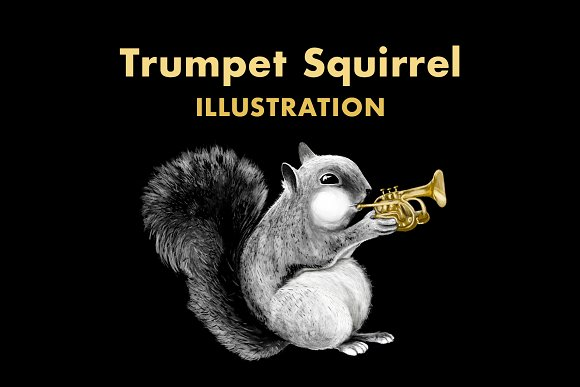 Trumpet Squirrel