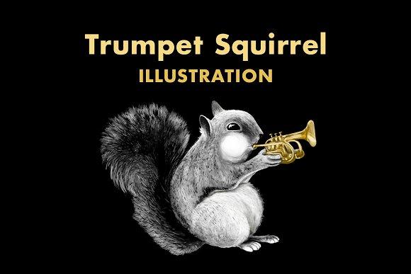 Trumpet Squirrel
