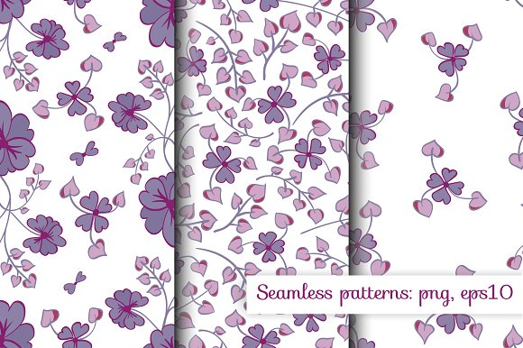 Violet pre-collection in Patterns - product preview 2