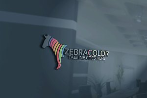 Zebra Color Logo