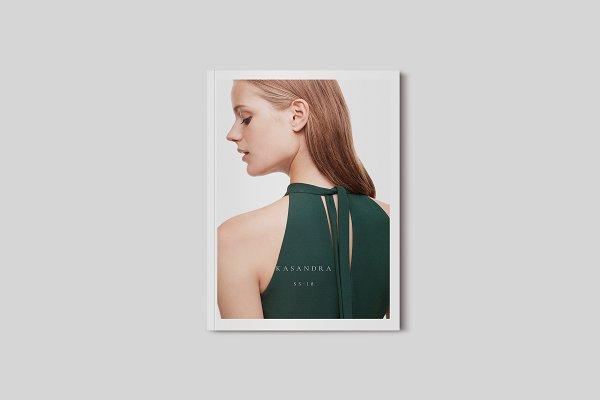 Brochure Templates: Jorge Lima - Kasandra Catalog Template