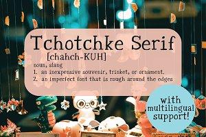 Tchotchke Serif