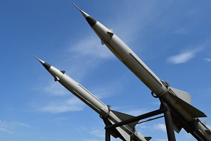 air defense missiles