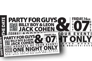 Cool Invitation | Just 7$
