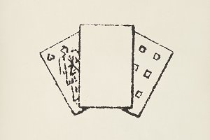 Card icon (PSD)