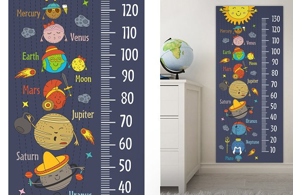 funny solar system in Graphics - product preview 11