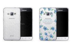 Galaxy J1 (2016) TPU Clear Mobile Ca