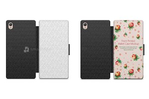 Sony Xperia Z3 2d Wallet Mobile Cas