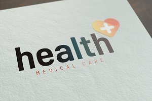 Health - Medical Care Logo