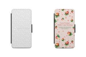 Galaxy A5 2d Wallet Mobile Case