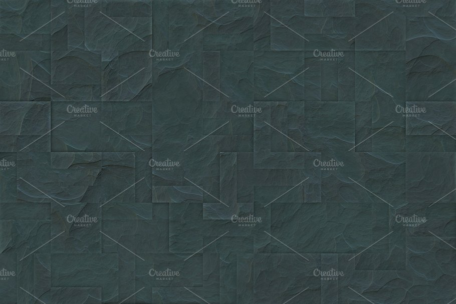 15 Seamless Stone Cladding Textures in Textures - product preview 3