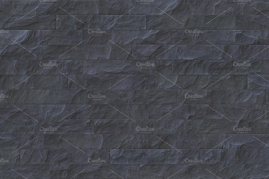 15 Seamless Stone Cladding Textures in Textures - product preview 7
