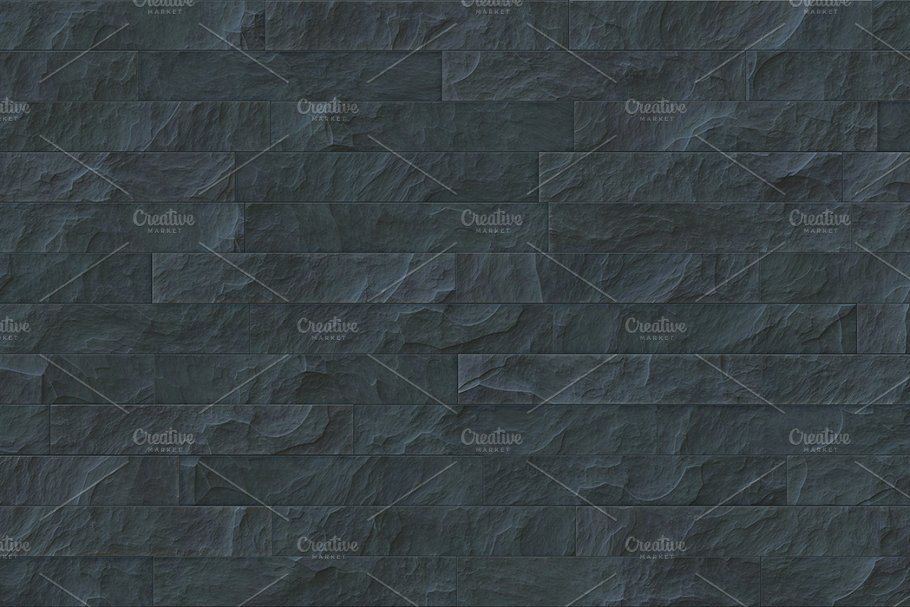 15 Seamless Stone Cladding Textures in Textures - product preview 11