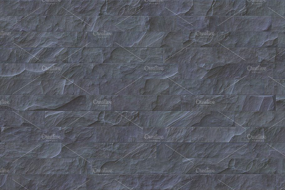 15 Seamless Stone Cladding Textures in Textures - product preview 14