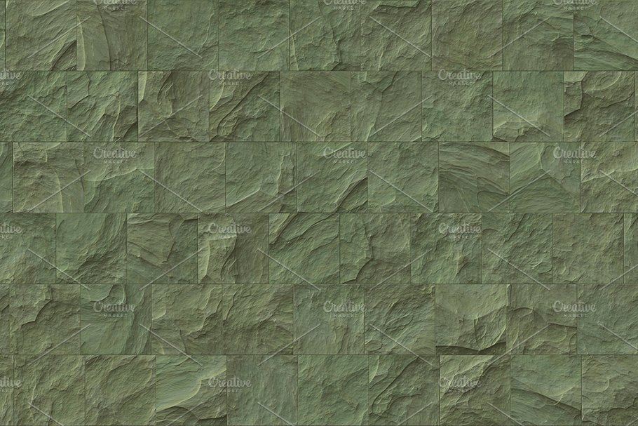 15 Seamless Stone Cladding Textures in Textures - product preview 15