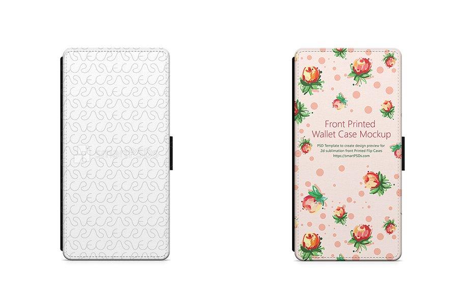 Huawei P8 Lite 2d Wallet Mobile Case