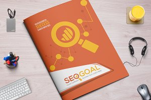 Brochure for SEO Agency