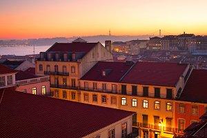 Alfama district, Lisbon
