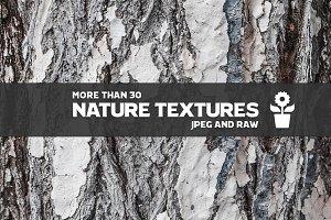 30+ Nature Textures