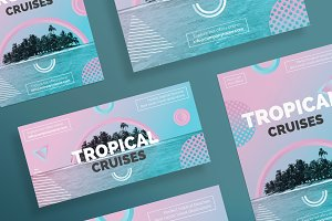 Flyers | Tropical Cruises
